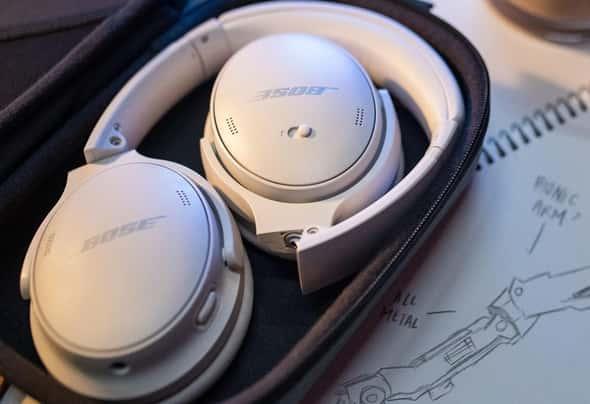 Bose Is Refreshing Its Iconic Noise-Canceling Headphones
