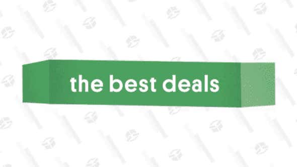 The 10 Best Deals of January 1, 2021