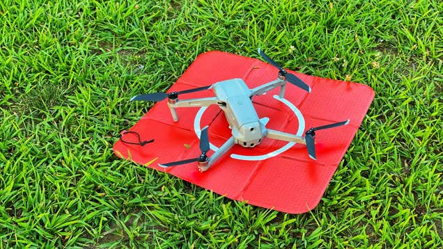 Moment's Drone Accessories Keep Your Photos Shiny and Your UAV Intact, Assuming You Can Find a Place to Fly
