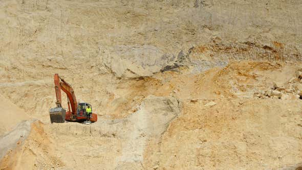 How Sand Mining Could Destabilize the World