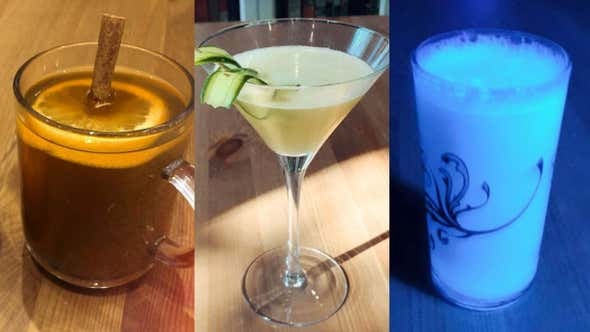 5 Nerdy Cocktails (and Mocktails) to Distract You From the World