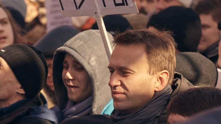 Putin Opponent Navalny Arrested, Faces More Than 3 Years in Prison