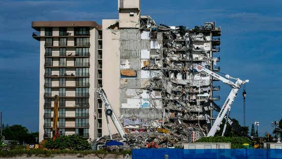 In wake of deadly tower collapse, Surfside wants to have recertifications moved up 10 years