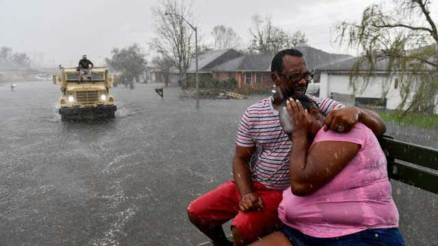 Hurricane Ida Leaves Hundreds Trapped by Floodwater and 1 Million Without Power