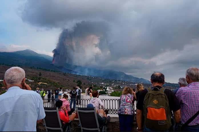 Tras estabilización del volcán de La Palma, últimos desalojados pueden volver a sus casas