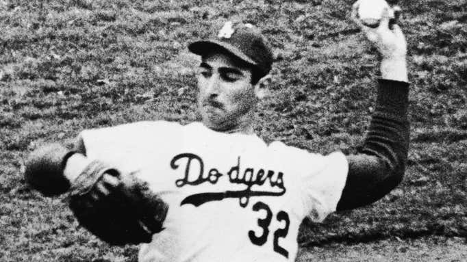 Is there really a 'Koufax Curse' for Jews who play baseball on the High Holidays?