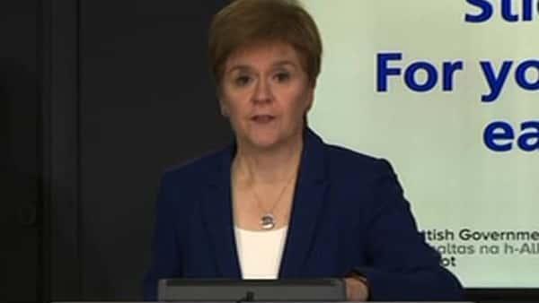 Coronavirus UK: Nicola Sturgeon calls Margaret Ferrier 'Margaret Covid' AGAIN