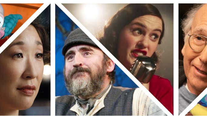 Would Tevye vote for Trump or Biden? 25 fictional Jews weigh in.