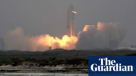 Elon Musk's SpaceX launch site threatens wildlife, Texas environmental groups say