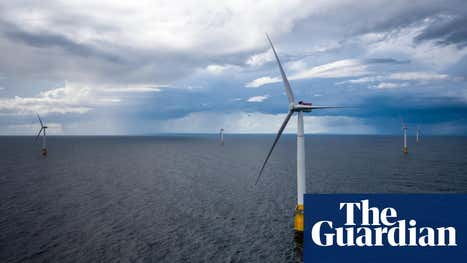 Floating wind turbines could open up vast ocean tracts for renewable power