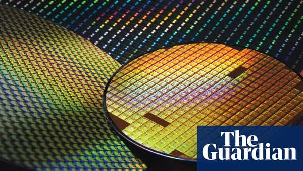 The computer chip industry has a dirty climate secret