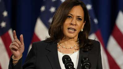Donald Trump: Kamala Harris as 'first woman president' would be 'an insult to our country'