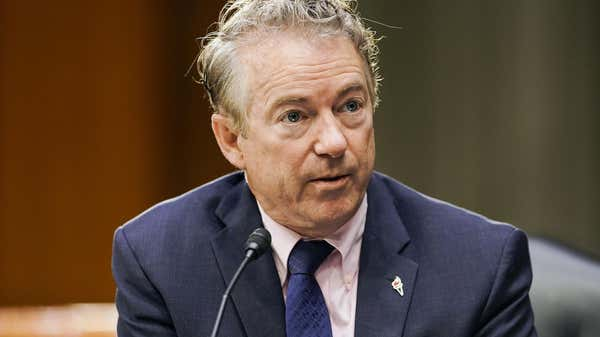 Rand Paul to appear with Ohio Senate GOP candidate Mike Gibbons