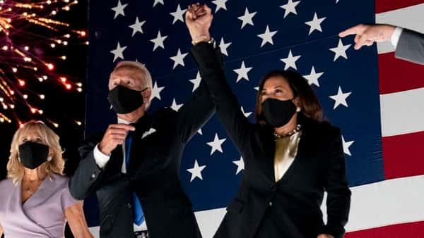 Joe Biden talks of 'soul' saving as Democrats remove 'God'