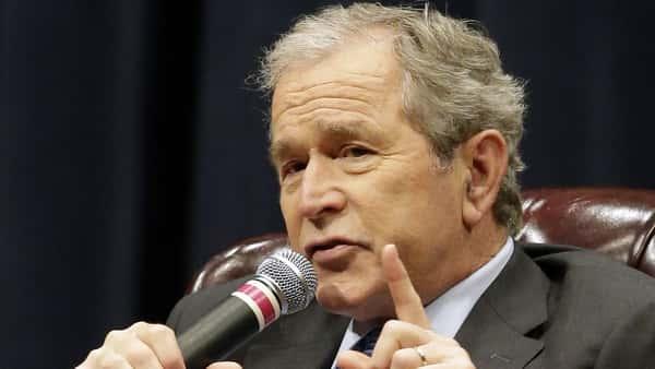 George W. Bush to attend Joe Biden inauguration