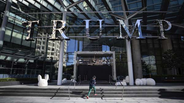 Trump International Hotel in Vancouver permanently closes months after shuttering over coronavirus