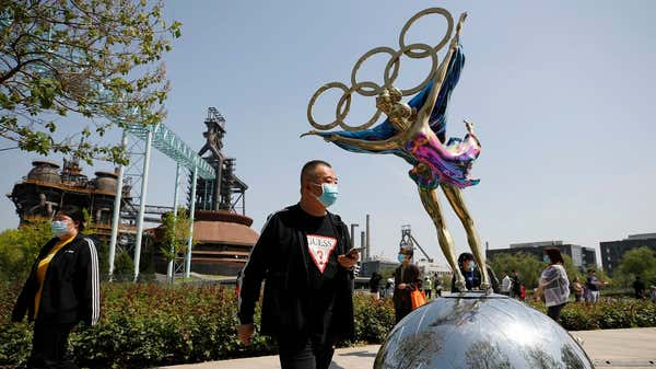 State media: Beijing bashes U.S. call for 2022 Winter Games boycott as a smear