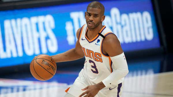 Chris Paul's status for Western Conference finals in jeopardy after entering COVID-19 protocols