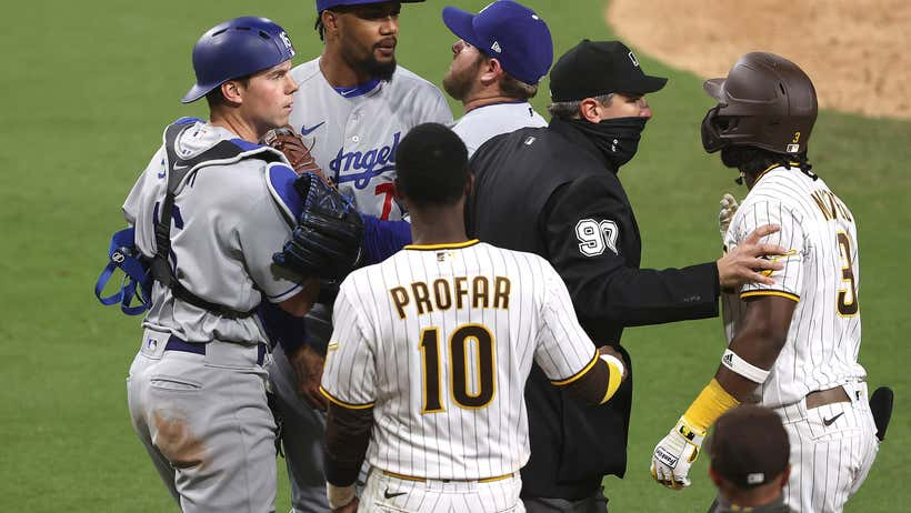 'Tonight Felt Like A Rivalry': Dodgers Outlast Padres In Wild Opening Matchup
