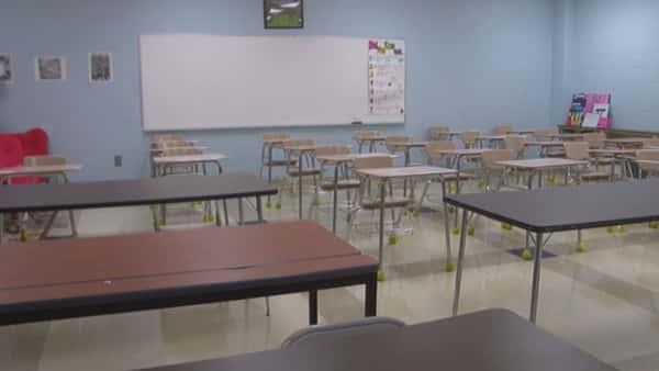 Ala. teachers group wants schools to stay virtual until virus numbers decrease