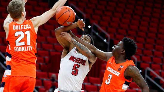 Why did the Wolfpack lose to Syracuse? Turnovers, indecision, rebounding.