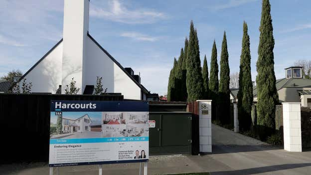 New Zealand's virus success unleashes runaway housing prices