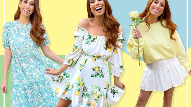 Stacey Solomon has launched a clothing range with In The Style – and you're going to want it all