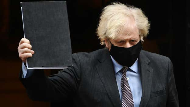 Life back to normal by 21 June at earliest, Boris Johnson announces