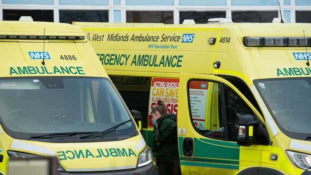 Hundreds of 999 calls left waiting across West Midlands as bosses warn of 'toughest weeks' ahead