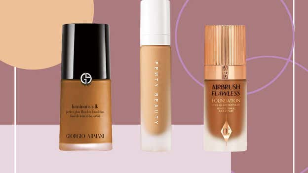 12 best liquid foundations for all skin types, tried and tested