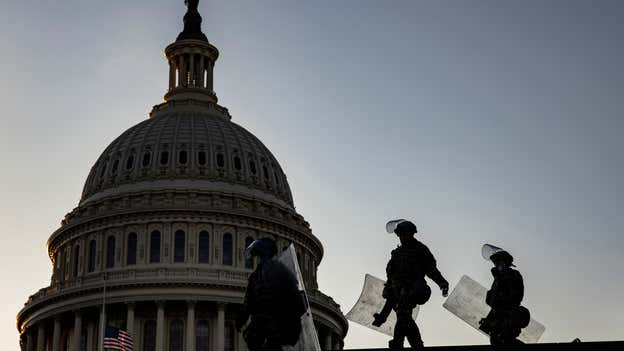 71-year-old armed man with 20 rounds of 9mm ammo arrested outside Capitol
