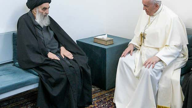 'Destroyed, ransacked, ruined' – the people of Iraq need more than the Pope's impassioned pleas