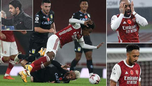 Willian looked a classy operator for Arsenal in the win at Fulham, but just like Aubameyang and Lacazette he has gone off the boil massively... these are alarming times for an attack that has score...