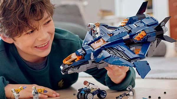From LEGO to board games, these Amazon Prime Day toys deals could save you HUNDREDS of dollars on this year's Christmas shopping
