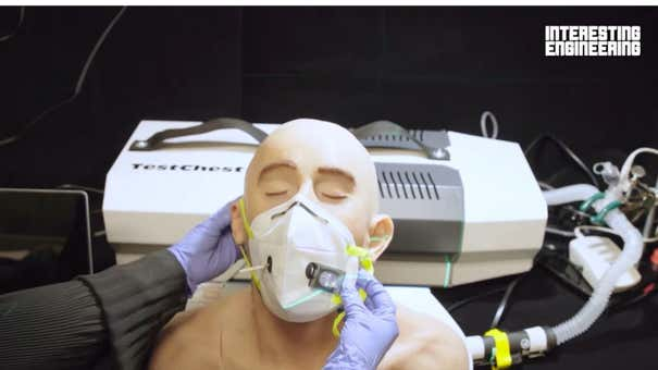Novel Face Mask Can Diagnose COVID-19 in 90 Minutes
