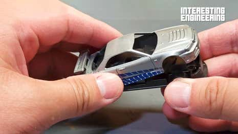 Turn Your Favorite Hot Wheels Car into a Mini-RC Model