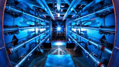 Este reactor de fusión está muy cerca del hito de 'quema de plasma'