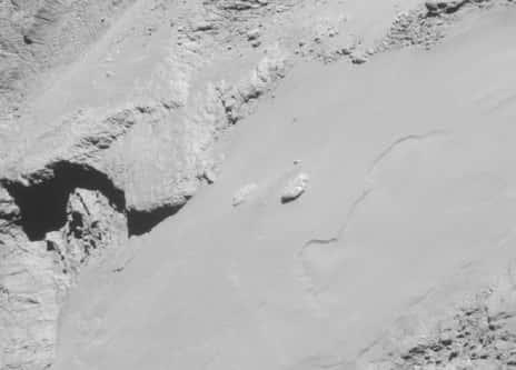 Los investigadores encuentran el último ingrediente de vida que falta en un cometa