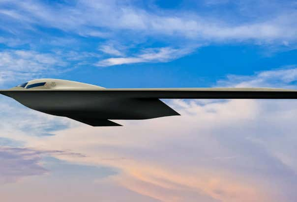 The US Air Force's First Five B-21 Stealth Bombers Are in 'Final Assembly'