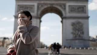 Francia no descarta nuevo confinamiento por coronavirus