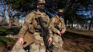 Suben a 26.000 los soldados para toma de posesión de Joe Biden