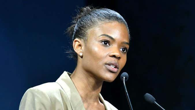 Candace Owens Takes a Victory Lap After Fact-Checker Reverses Decision