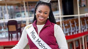 First Black Miss Maine is Using Her Crown to Encourage More People to Buy Black