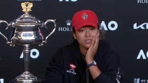 Tennis Champion Naomi Osaka Scores  Fourth Grand Slam Title At Australian Open