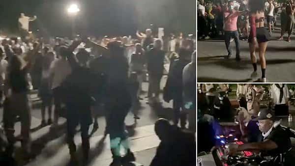 Coronavirus US: NYU students ignore warnings for night of partying