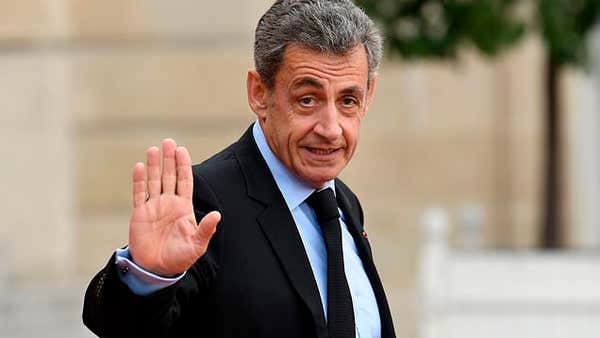 Former French President Nicolas Sarkozy in racism row over comments about calling people monkeys