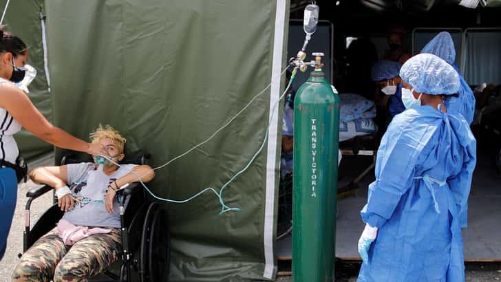 Venezuela sigue en la preocupante meseta del Covid-19 con casi mil 300 nuevos casos