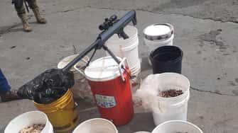 """Barret M99: El fusil incautado a la banda de """"El Koki"""" que ronda los 4 mil dólares en EEUU"""