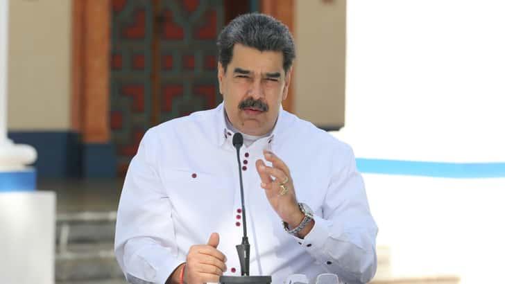 """Maduro prometió pagar la deuda restante con Covax sin """"mendingar"""" a nadie"""