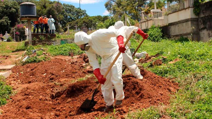Las muertes por coronavirus en el mundo superan las 1,4 millones